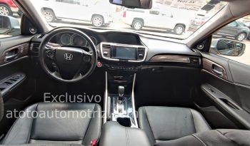 Honda Accord, 2017 EXL Navi lleno