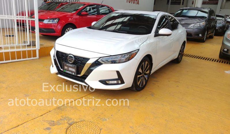 Nissan Sentra, 2020 Exclusive