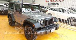 Jeep Wrangler, 2014 Willys Wheeler 4×4 TA