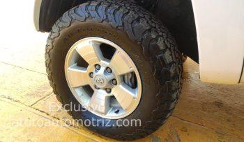 2012 Toyota Tacoma TRD Sport lleno