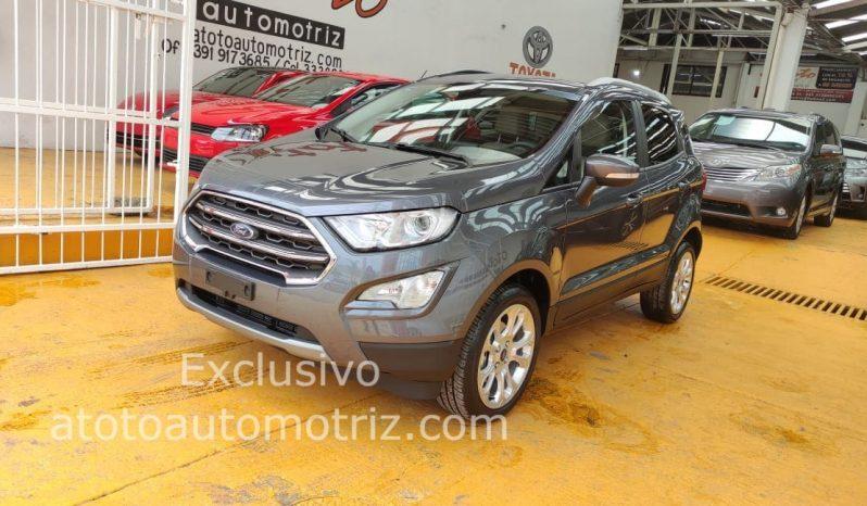 Ford escosport titanium