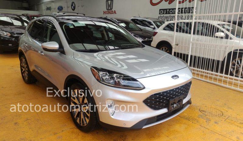 Ford Escape, 2020 Titanium lleno
