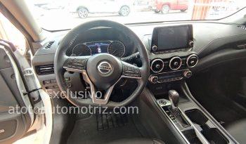 Nissan Sentra, 2020 Exclusive lleno