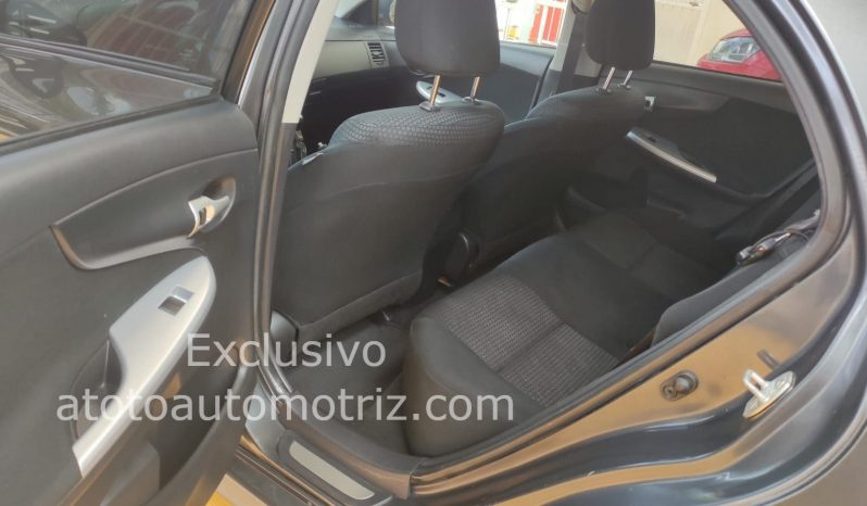 Toyota Corolla, 2012 XRS lleno
