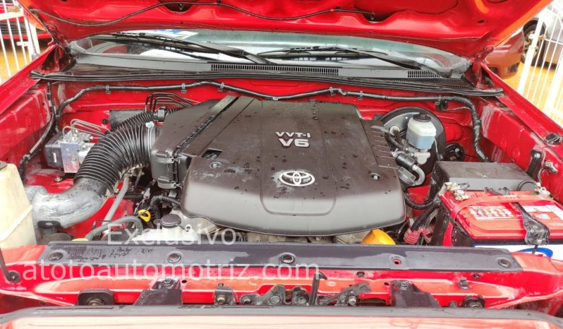 Toyota Tacoma, 2006 TRD Sport Prerunner lleno