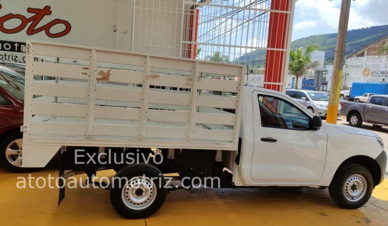 Nissan Np300 Estacas, 2020 DH AC PAQ. SEG. 6 Vel lleno