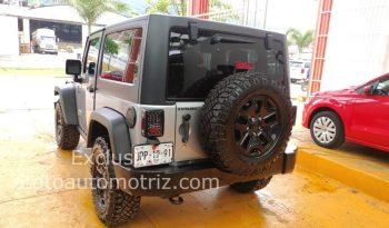 Jeep Wrangler, 2014 Willys Wheeler 4×4 TA lleno