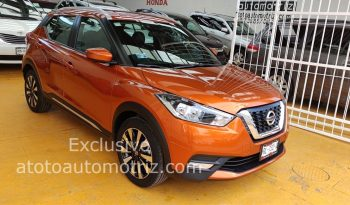 Nissan Kicks, 2020 Exclusive LTS CVT A/C lleno