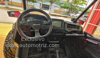2019 Polaris Rzr Turbo S La Bestia lleno