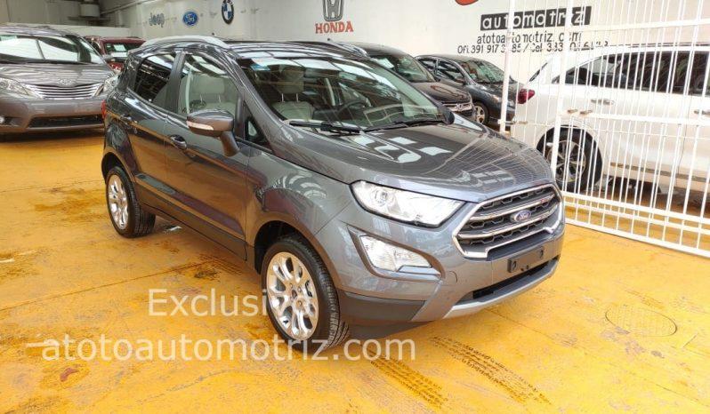 Ford Ecosport, 2021 Titanium AT lleno