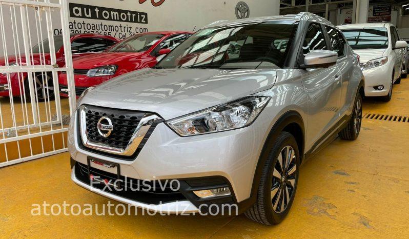 Nissan Kicks Exclusive, 2020 LTS CVT A/C