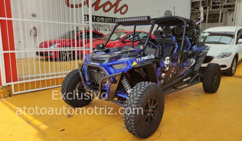 2019 Polaris Rzr Turbo S La Bestia