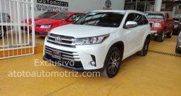 Toyota Highlander, 2018 Limited