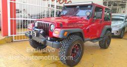 Jeep Wrangler, 1997 Rubicon