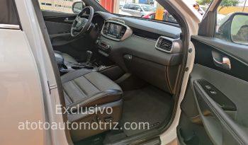 Kia Sorento, 2019 3.3L SXL lleno