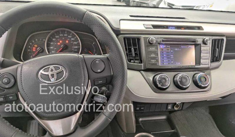 Toyota Rav4, 2013 LE lleno