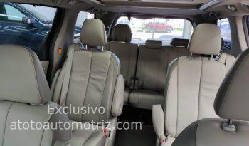 Toyota Sienna, 2013 Limited lleno