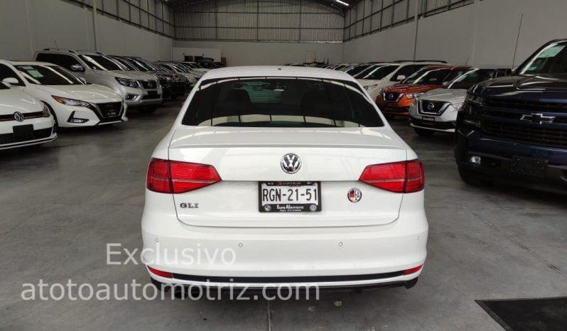 Volkswagen Gli, 2017 L lleno