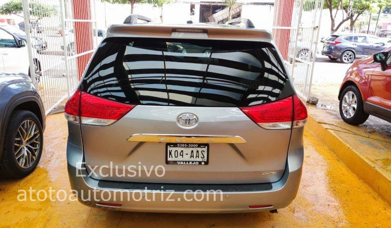 Toyota Sienna 2014 Limited lleno