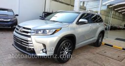 Toyota Highlander, 2017 Limited