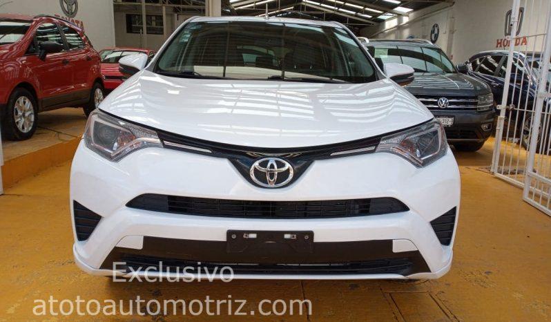 Toyota Rav4, 2017 XLE AWD AT lleno