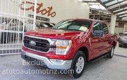Ford Lobo, 2021 Doble Cabina XLT V8 4×2