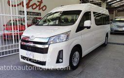 Toyota Hice, 2020 GL MT 12 Pasajeros V6