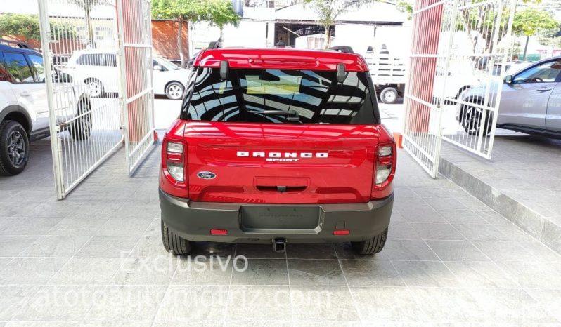 Ford Bronco, 2021 Sport Big Bend lleno