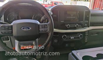 Ford Lobo, 2021 Doble Cabina XLT V8 4×2 lleno