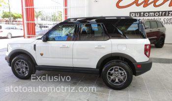 Ford Bronco, 2021 Badlands lleno