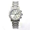 Ladies Bulova 96R19 Diamond-Studded Chronograph Women's Watch