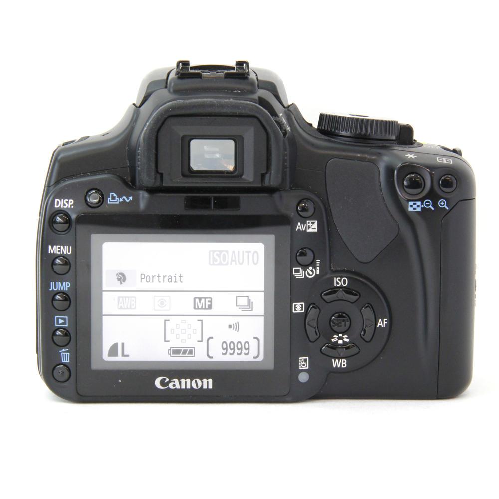 Canon EOS Digital Rebel XTi 400D 10 1 MP DS126151 Digital