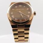 Ladies Michael Kors Rosegold Tiger Eye MK-5895 Quartz Watch MK5895