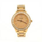 Ladies Fossil ES3020 Jesse Rose Gold Stainless Steel Women's Watch