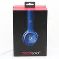 Beats by Dr. Dre Solo 2 Headband Wired Headphones - Blue B0518