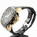 Men's Invicta 15389 Pro Diver Analog Display Japanese Quartz Two Tone Watch