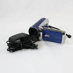JVC GZ-MS130AU EVERIO S GZ-MS130 Camcorder - Blue