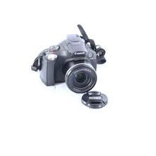 Canon PowerShot SX40 HS 12.1MP Digital Camera 35x Zoom Wide-Angle SX40HS - Black