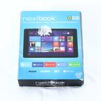 """Nextbook Tablet 8"""" 16GB Win 8.1 Tab NXW8QC16G HD Screen Quad-Core"""