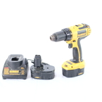 "Dewalt DC730 14.4V 1/2"" Cordless Drill Driver With Accessories"