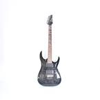 Ibanez RGA72TQM Transparent Gray Burst Electric Guitar