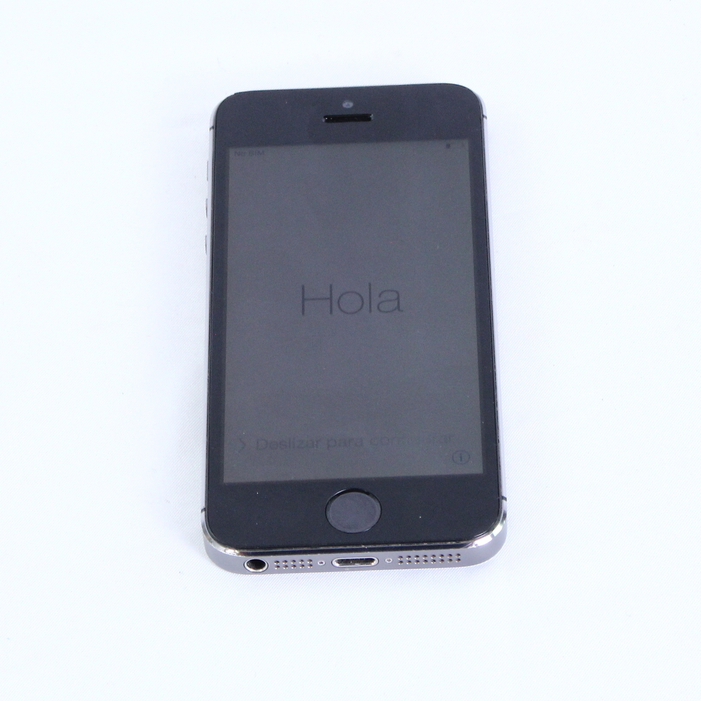 Apple Iphone 5s 16gb Gsm Smartphone Me323ll A Space Gray T 16 Gb Mobile Clean Esn Online Pawn Shop Out Of