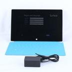 "Microsoft Surface RT Model 1516 Tablet/Laptop 10.6"" 32GB 1.3GHz w/ Blue Keyboard"