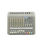 Phonic 8 Mic/Line Mixer 8 Channel PA Stereo Mixing Console PMC802B