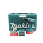 "Makita 8390D 1/2"" Cordless Drill Driver - Case - Charger - 2 Batteries Kit"
