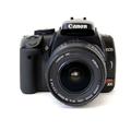 Canon EOS Digital Rebel XTi 400D 10.1MP Digital SLR Camera + EF-S 18-55mm Lens