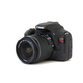 Canon EOS Rebel T2i/550D 18.0MP Digital SLR Camera - HD 1080p - 18-55mm Lens