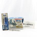 Kreg Jig K2 Pocket Screw Hole w/ MKJKIT Mini Kit & Bit - Original Aluminum Body