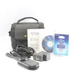 Samsung SC-D23 (SCD23) MiniDV Video Camera Digital Camcorder - Silver