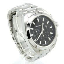 Michael Kors MK-8270 Stainless Steel Mens Chronograph Watch - MK8270 - Black